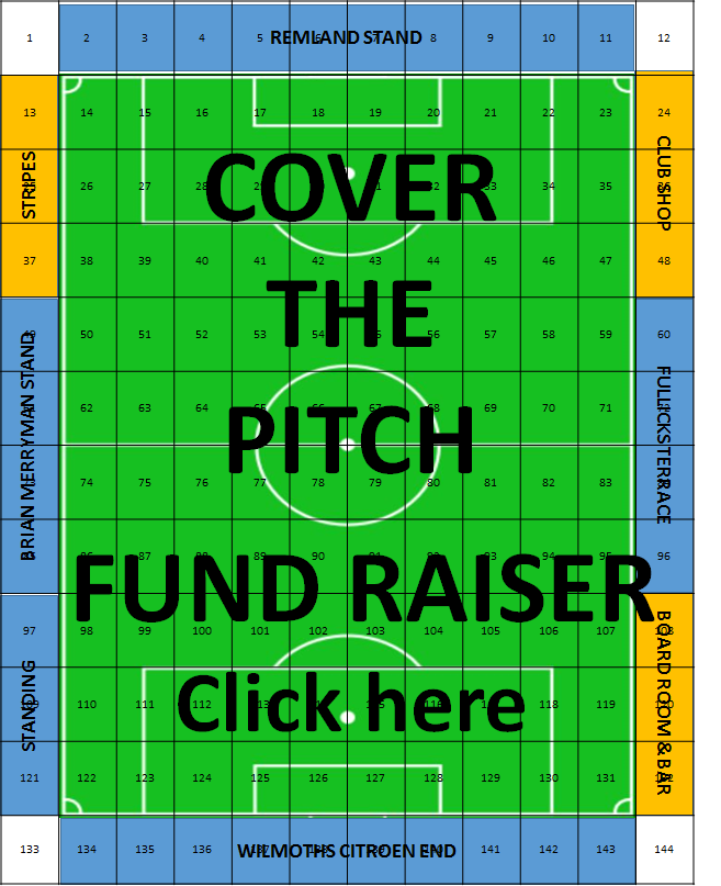 Cover the Pitch