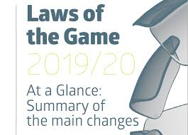 New Laws for 2019/20 reminder.