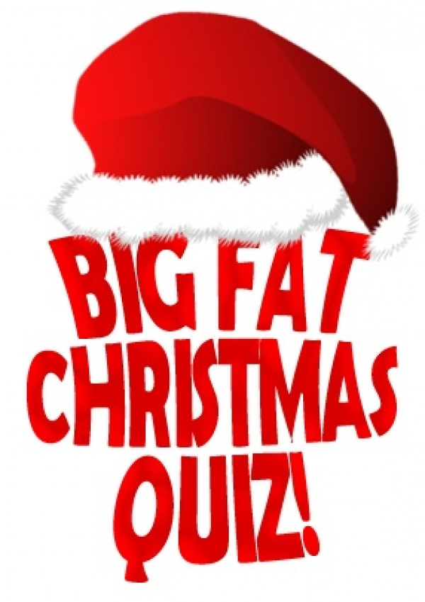 QUIZ OFF - BUT Y'ALL COME FOR CHRISTMAS!!