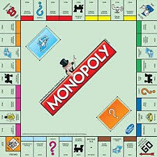 Monopoly Update - We're On And In The Pink