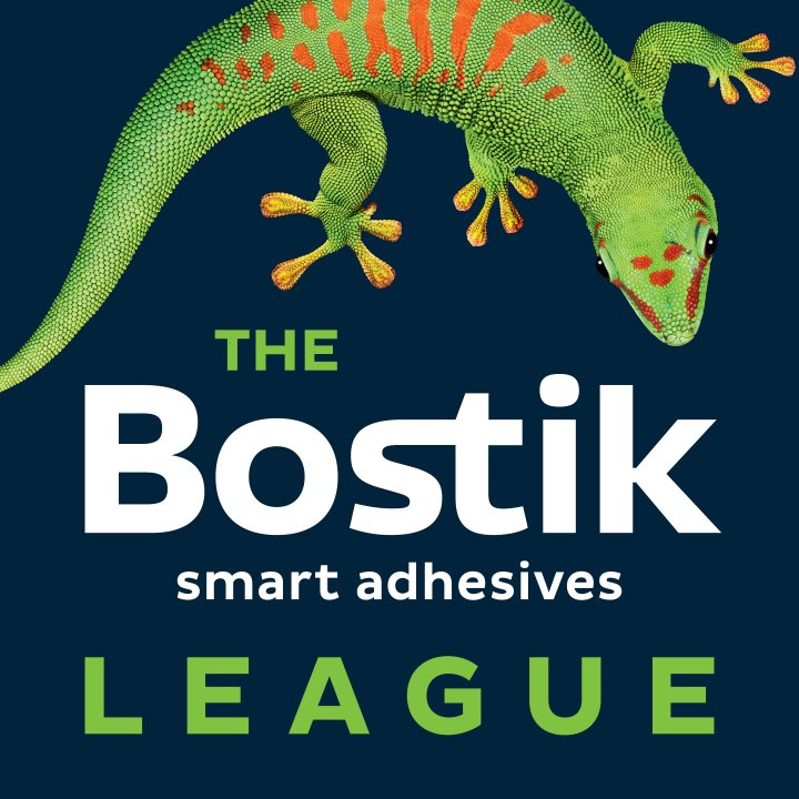 INVICTA WELCOME LEAGUE'S NEW SPONSORS BOSTIK AND HOPE THEY STICK AROUND A LONG TIME!