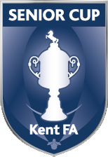 It's Hythe Town at home in the Kent Reliance Kent Senior Cup