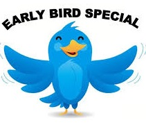 SAVE CASH!  EARLYBIRD SEASON TICKET PRICE DEADLINE NOW BARELY A FORTNIGHT AWAY