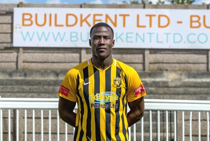 Ade becomes the second signing.